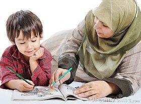Muslim Mum